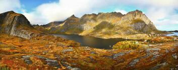Det har bodd mennesker i de nordlige delene av Norge i tusenvis av år. Fra de siste 7300 årene finner forskerne avføringsspor etter dem i Lofoten. (Foto: Simo Räsänen/Wikimedia Creative Commons)