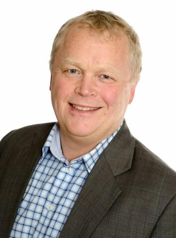 Kjell Erik Øie (Foto: Helse- og omsorgsdepartementet)
