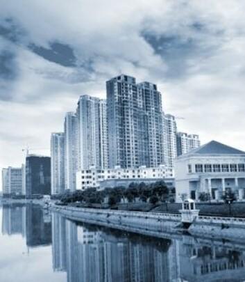 Millioner av kinesere får drikkevann fra store elver. Langs elvene ligger det en rekke forurensningskilder. Kinesiske renseanleggene bruker derfor store mengder kjemikalier for å rense vannet. . (Illustrasjonsfoto: Shutterstock)