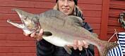 Laksefiskere ønsker seg ikke en pukkellaks på kroken