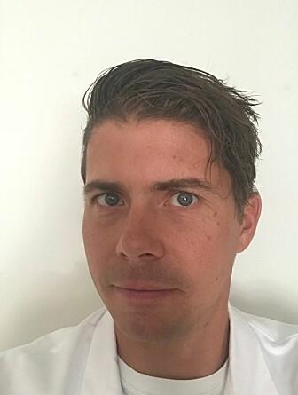 Jens Kristoffer Hertel er forsker ved Senter for sykelig overvekt i Helse Sør-Øst.
