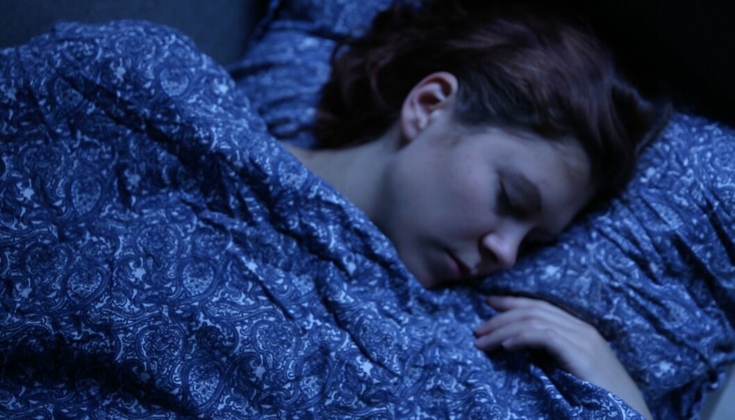 Scores for positive feeling were worse after just one night of reduced sleep, and dropped even more after three nights.