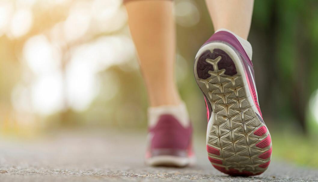 To studier har slått fast at de som går mest, lever lengst.