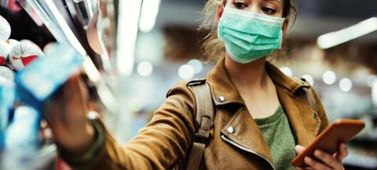 WHO oppfordrer til økt bruk av munnbind