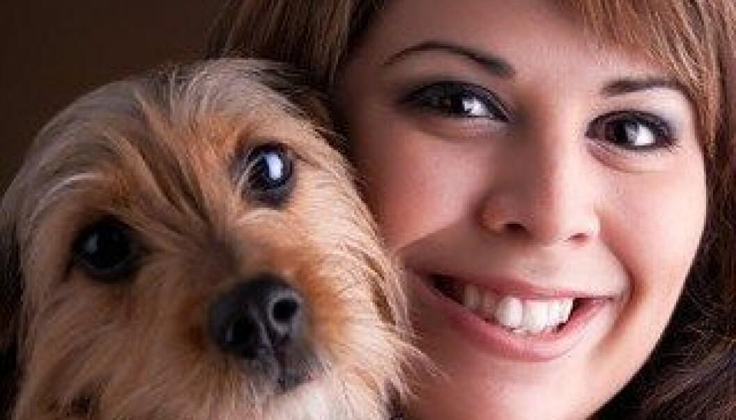 Gravide kvinner med kjæledyr har flere bakterier i skjeden