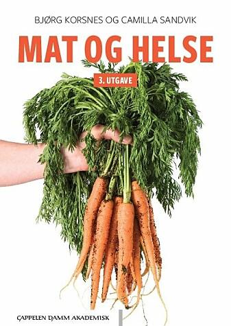 Boka gir en bred og grundig innføring i kosthold, ernæring og matvarekunnskap.