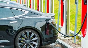 EU har store ambisjoner for resirkulering av batterier