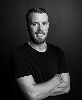 Stipendiat Aron Gauti Laxdal ved Universitetet i Stavanger (UiS).