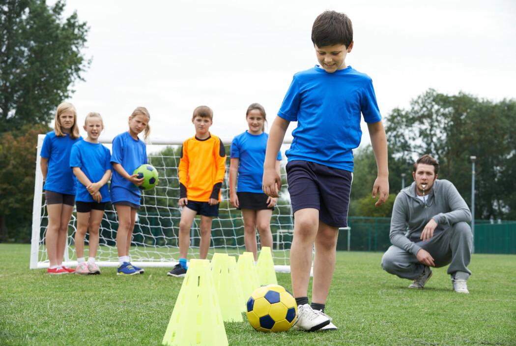 Elever som er gode i idrett, får mest støtte fra kroppsøvingslæreren, ifølge en ny studie fra Universitetet i Stavanger.