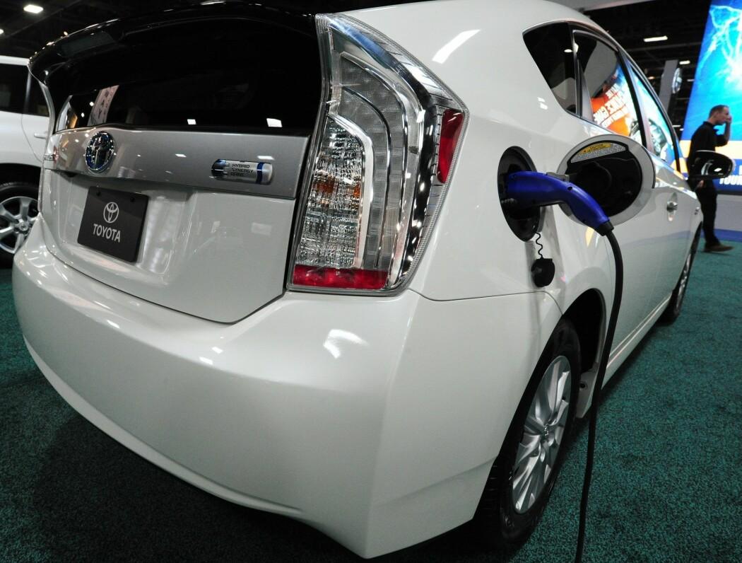Nå nærmer typen batterier som finnes i mange Toyota Priuser, seg slutten på sin levetid. Kanskje kan de resirkuleres til bedre batterier.