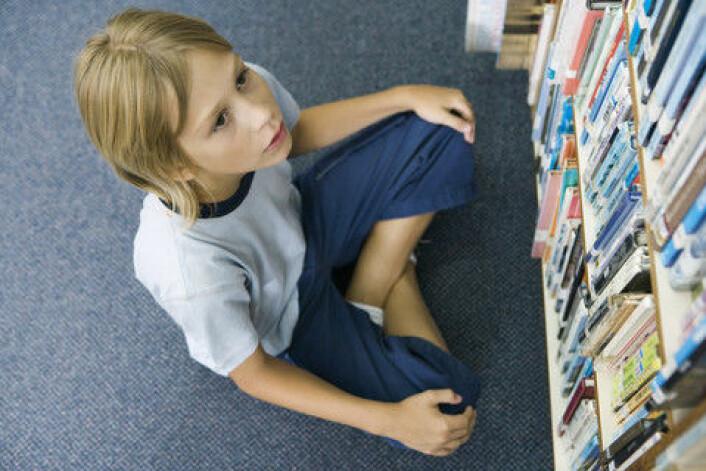 Hvor mye har utdanning å si for intelligens? (Illustrasjonsfoto: www.colourbox.no)