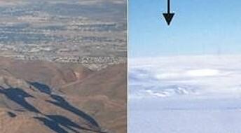 Antarktis og Nord-Amerika var naboer