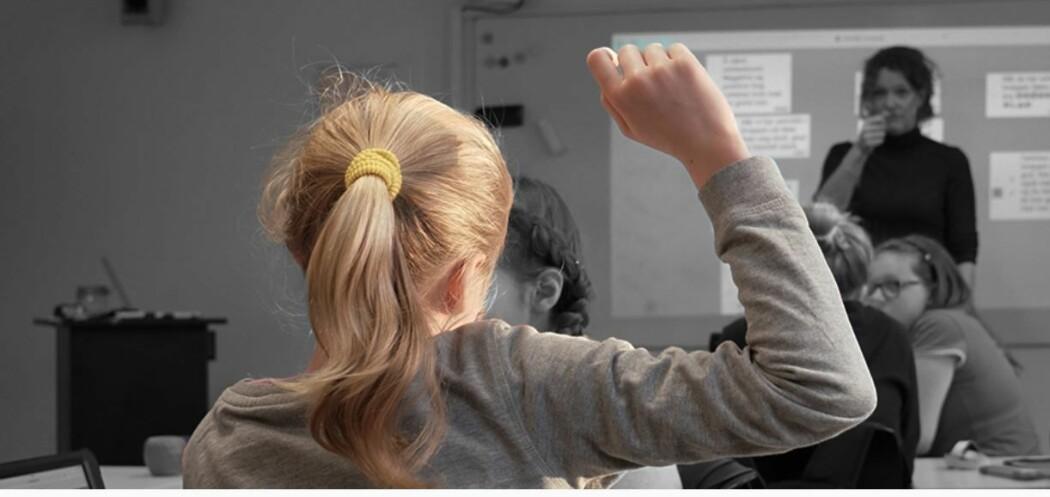 Flere studier tyder på at elever deltar i klasseromsamtaler i ulik grad. Årsakene er ofte ganske enkle: Elever forblir passive fordi de ikke oppfatter egne tanker og ideer som verdifulle for andre.