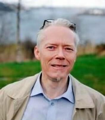 Professor Øivind Anti Nilsen. (Foto: Helge Skodvin)