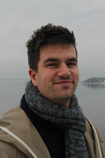 Seniorforsker Østen Jensen. (Foto: Torkil Marsdal Hanssen)