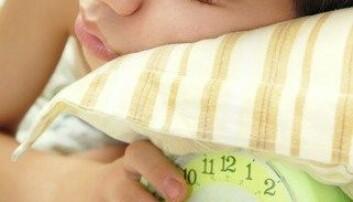 Søvnigere av snooze-knappen
