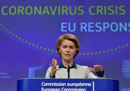 Coronavirus crisis: The EU has done exactly what it was supposed to do - very little, says professor