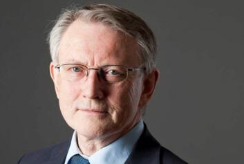 Arvid Hallén (Foto: Forskningsrådet)