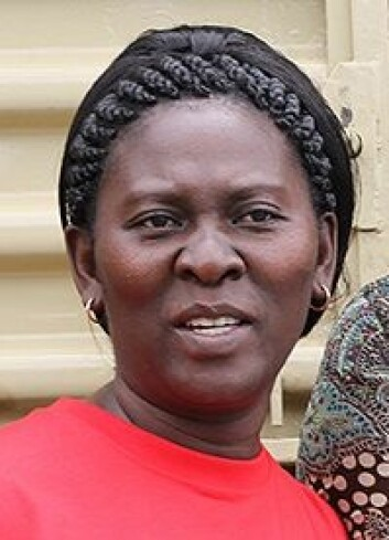 Angela Mwakatobe. (Foto: NTNU)