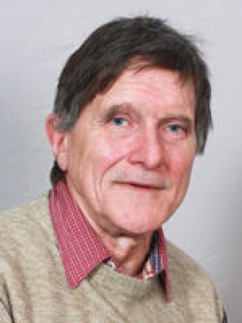 Tom Kristensen. (Foto: Universitetet i Oslo)
