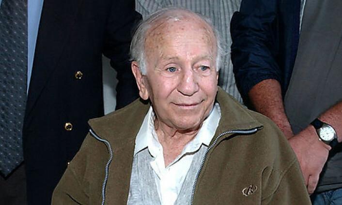 Paul Schäfer vart arrestert i Argentina i 2005. (Foto: Rolando Andrade)