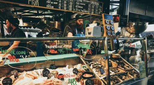 Forskere vil ha bedre system for maten i byene