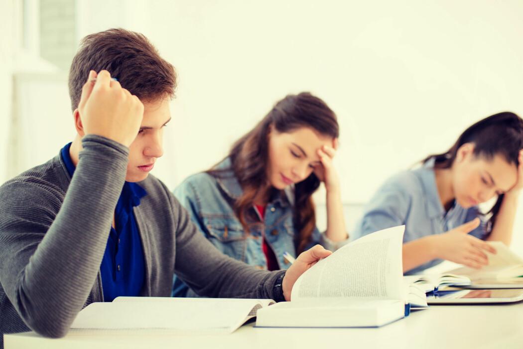 – Det er blant unge i middelklassen økningen i psykiske helseplager er størst. Jeg ønsket derfor å finne ut av hvordan klasse henger sammen med skolestress og foreldres skolepress på videregående, sier forsker Ingunn Marie Eriksen .
