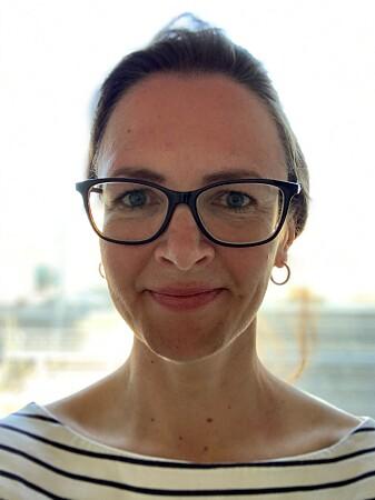 Nina Gunnes, statistiker og forsker ved Nasjonalt senter for kvinnehelseforskning.
