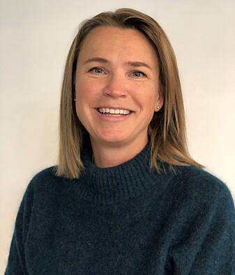 Siri Eldevik Håberg, lege og forsker ved Folkehelseinstituttet.