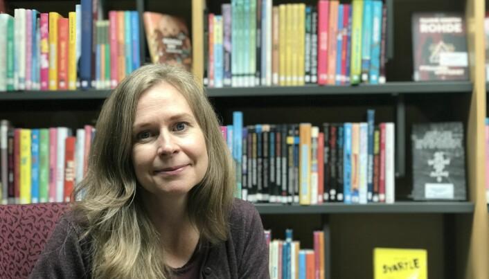 Litteratur kan gi deg et plutselig øyeblikk av innsikt og et nytt syn på verden, mener Linda Schade Andersen.