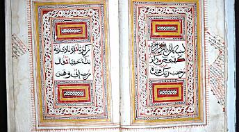 Verdifulle islamske tekster er nå tilgjengelig på nett
