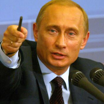 Russland har vedtatt en ny lov som betyr at homoseksuelle ikke kan vise at de er glade i hverandre. Det kan nemlig fortolkes som «homoseksuell propaganda overfor mindreårige». (Foto: Presidential Press and Information Office)