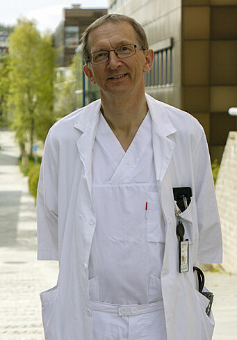 Bjørn Odvar Eriksen is a professor at the Department of clinical medicine at UiT and leader of the methabolic and renal research group.