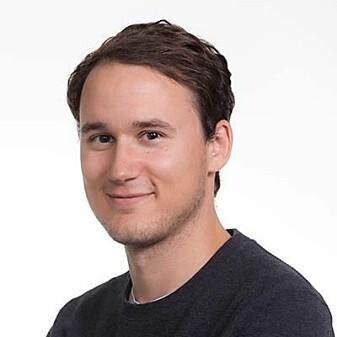 Historiker Simon Gogl, en av stipendiatene knyttet til NTNUs krigshistoriske forskning de siste årene.