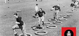 Da idrettsutøverne gikk til streik under krigen