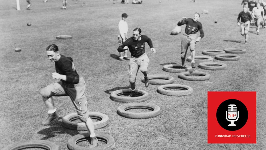 Høsten 1940 la en samlet norsk idrettsbevegelse ned aktiviteten i protest mot tyske okkupasjonsmyndigheter og deres politikk.
