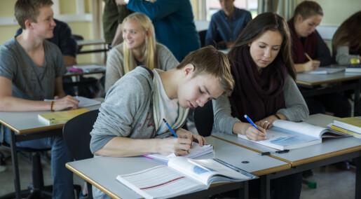 Oppvekstmiljøet kan endre hjernen til tenåringer