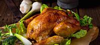 Slik vet du at kyllingen er ordentlig stekt