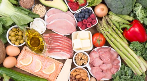 Lavkarbo: Ketogen diett endret tarmfloraen og immunsystemet