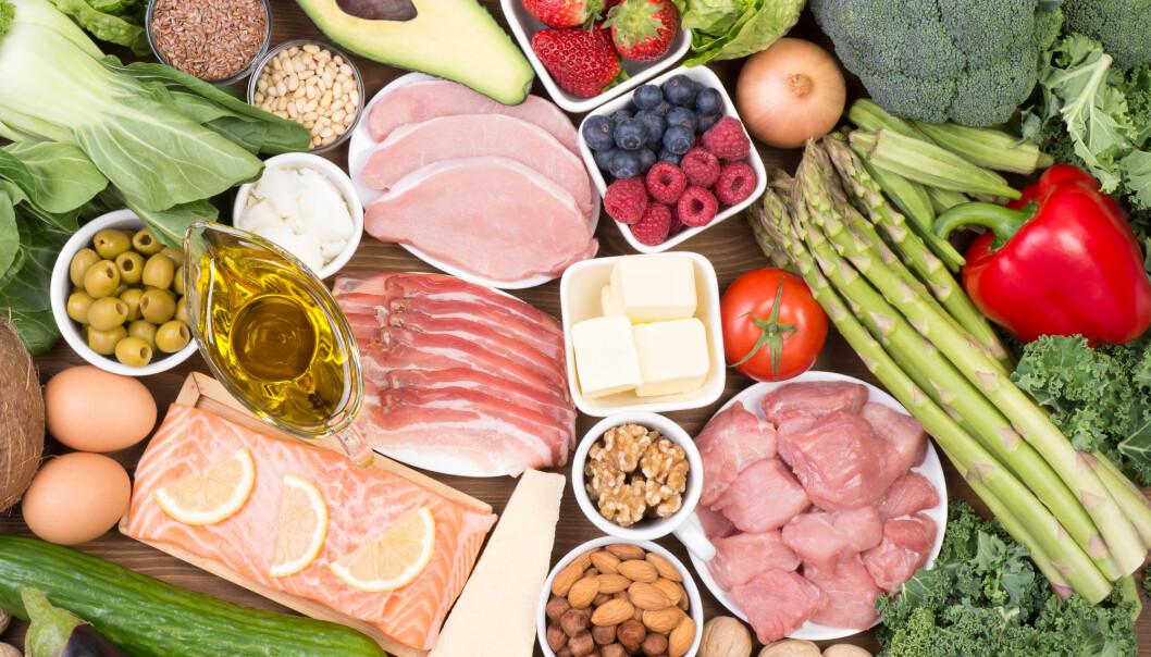 En ketogen kost inneholder mye mer fett enn normalt. Men den trenger ikke være en smør-og-bacon-diett.