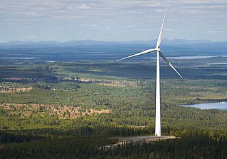 Why some municipalities accept windpower farms