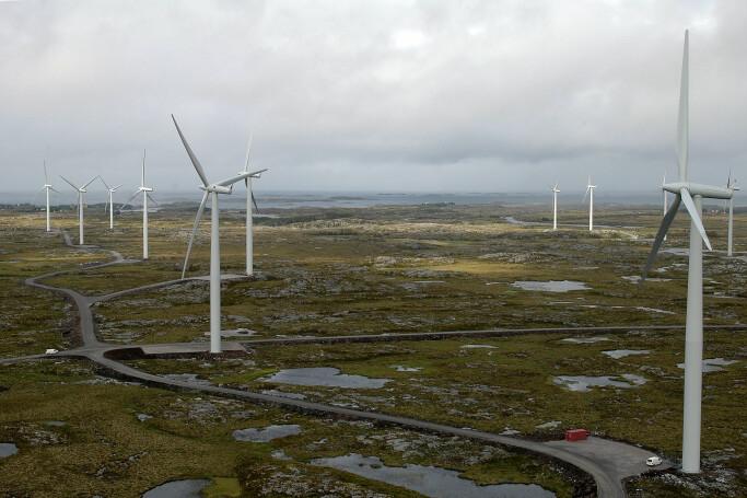 Smøla Wind Farm.