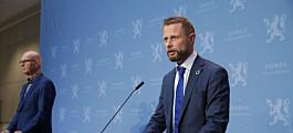 Norske koronatiltak ga drastisk reduksjon i sykehusinnleggelser
