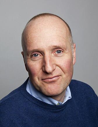 Jørgen Bramness mener at forskningen på cannabis som medisin er sprikende.