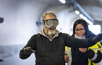 Sound beacons help people escape from tunnel fires