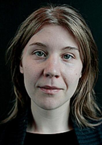 Kristiina Kompus. (Foto: Kim E. Andreassen)
