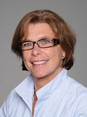 Anne Skaare fra Institutt for klinisk odontologi på UiO. (Foto: UiO)