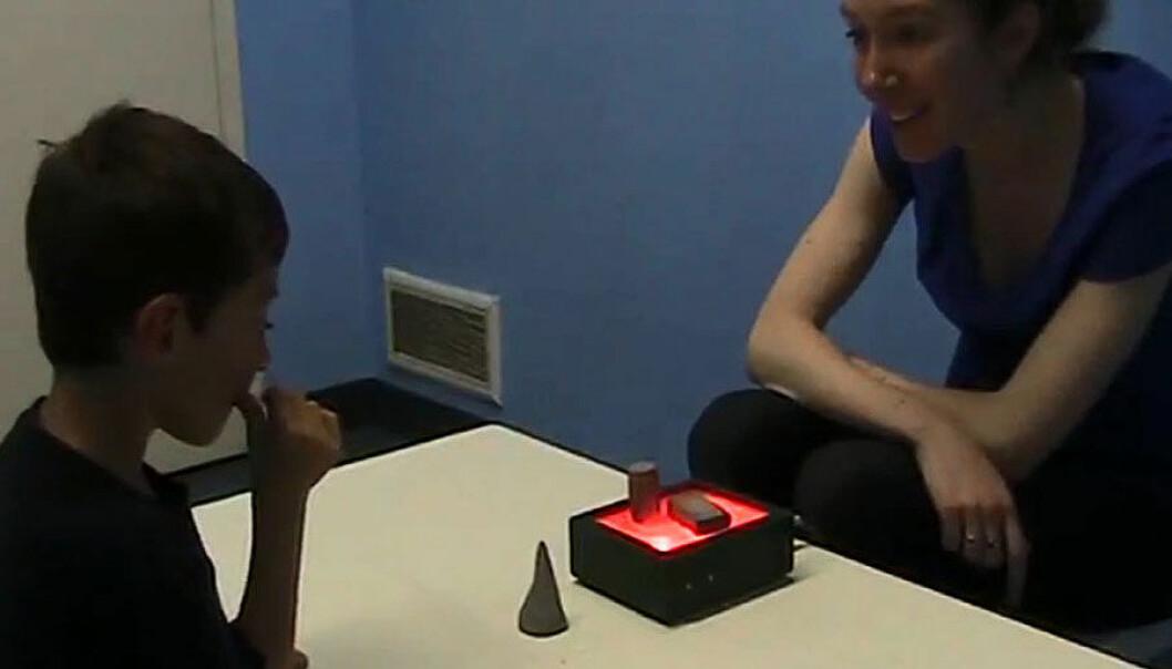 Barnehagebarn smartere enn studenter