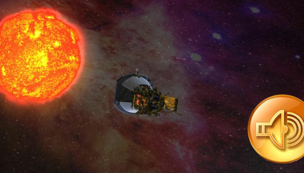 (Illustrasjon: NASA/forskning.no)