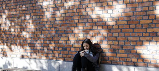 Ungdom mindre tilfredse under koronaepidemien